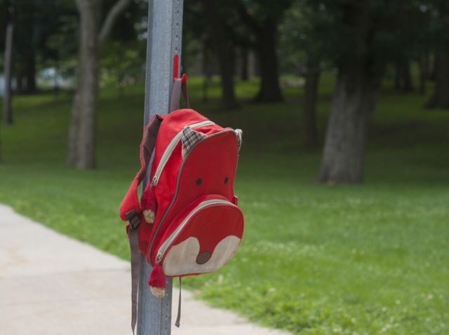 You find a lost item on the street... what do you do with it?