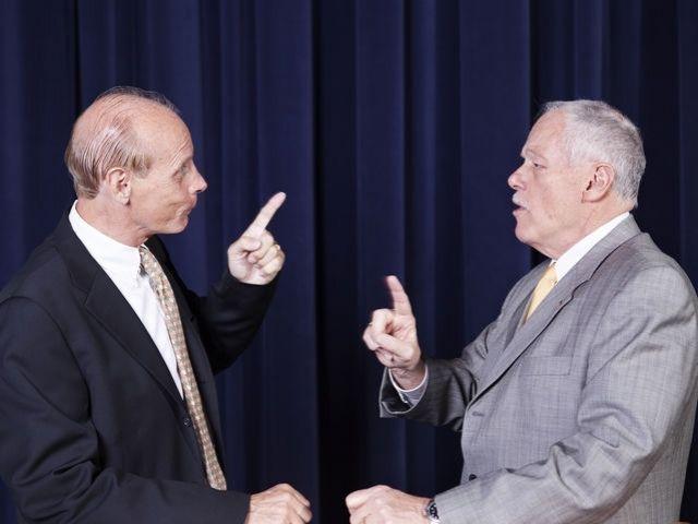Do you generally enjoy participating in political debates?