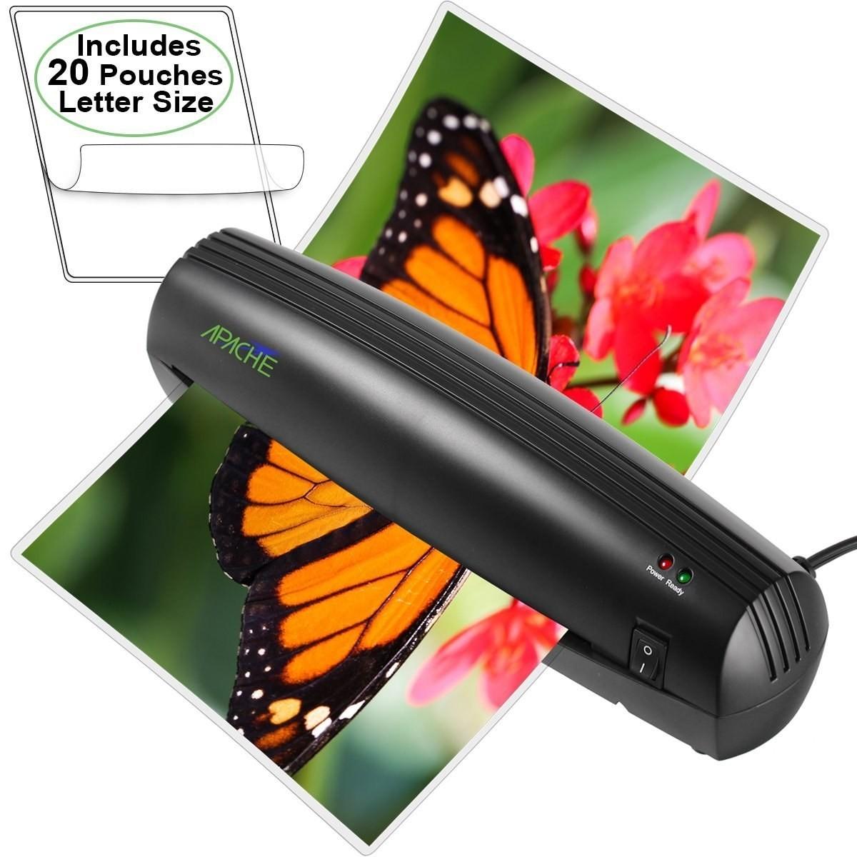 Handheld photo laminator - $14.96