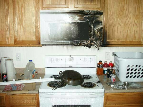 Hey, microwave! Are you ok?