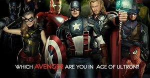 Which Avenger are you in Age of Ultron?