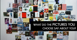 What Do The Pictures You Choose Say About You?