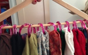 12 Amazing ways to store your stuff at home.