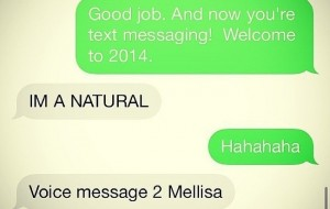 22 the funniest texts kids have received from their Fathers!