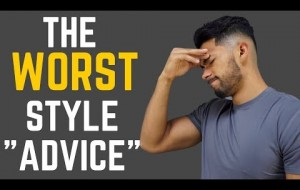 The WORST Style Advice