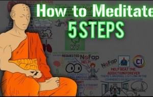 How to Meditate at Home  - 5 Steps